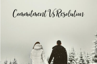 Commitment Vs Resolution In The New Year