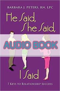 he said she said audio book