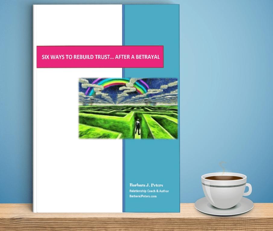 free trust building ebook from Barbara J Peters