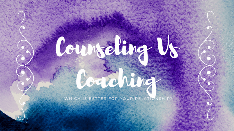 The Difference Between Counseling And Coaching