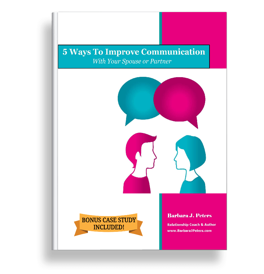 free relationship ebook on better communication with spouse or partner